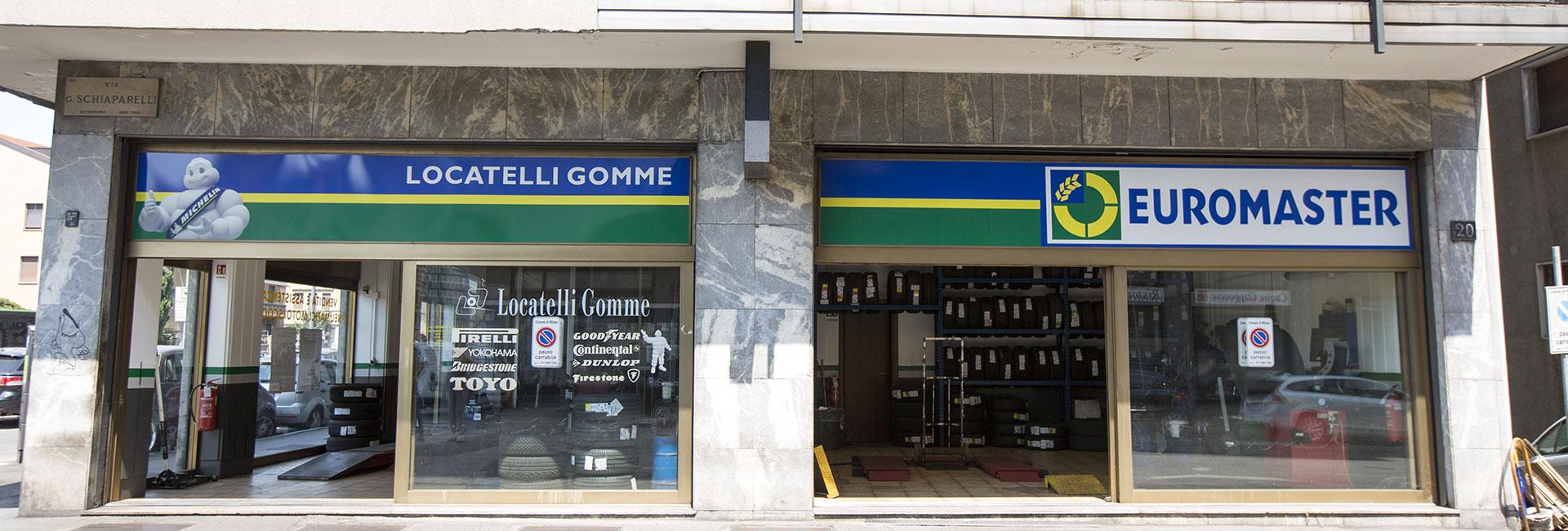 Gommista Euromaster Milano